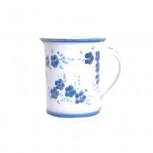 4 – Gerade Tasse – Dekor Marine