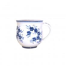 1 – Kleiner Kaffeebecher – Dekor Streublume